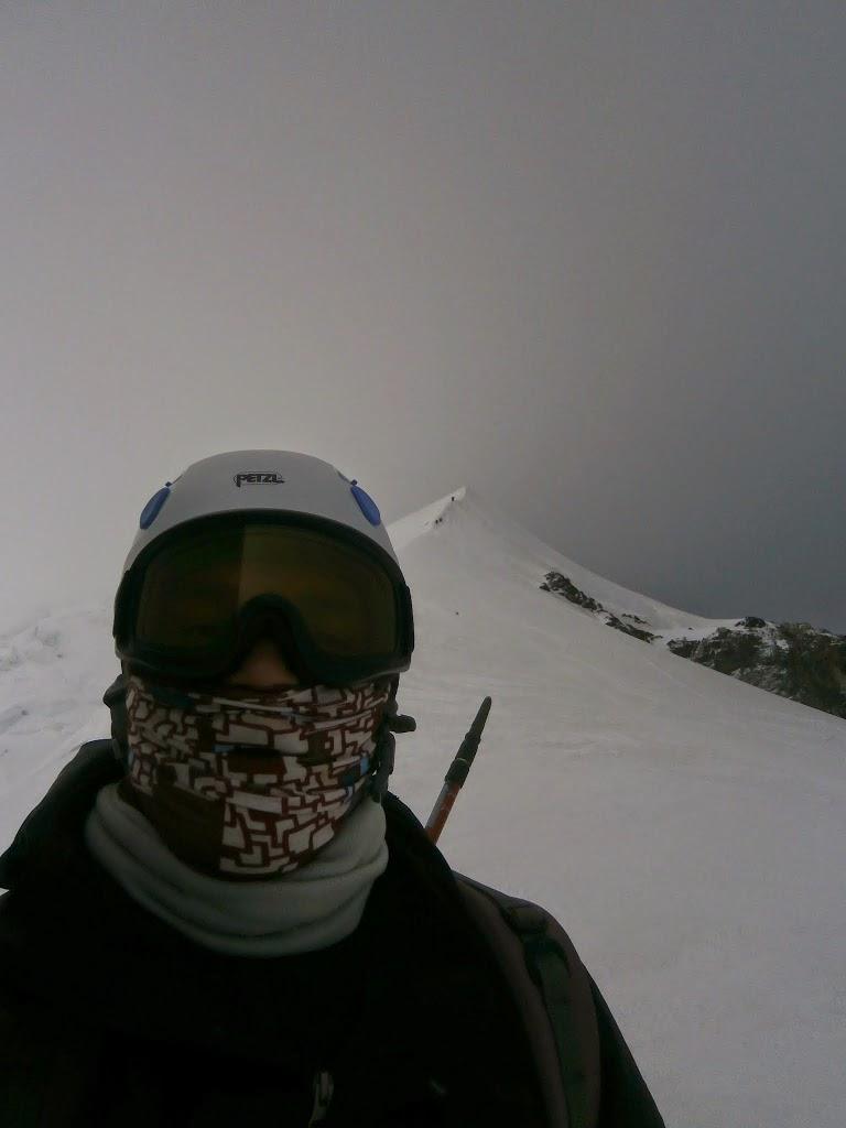 """""""El sueño del Mont Blanc. Cuando la aventura se convierte en locura""""."""