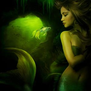 the_mermaid_by_elenadudina-d3e77b2