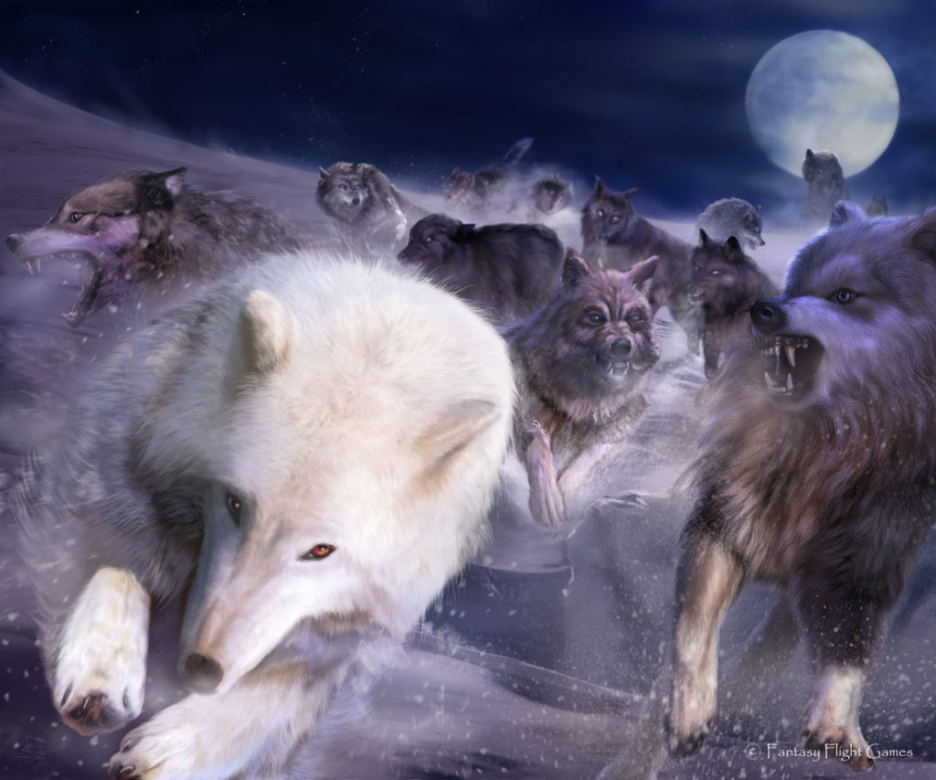 wolves from the north