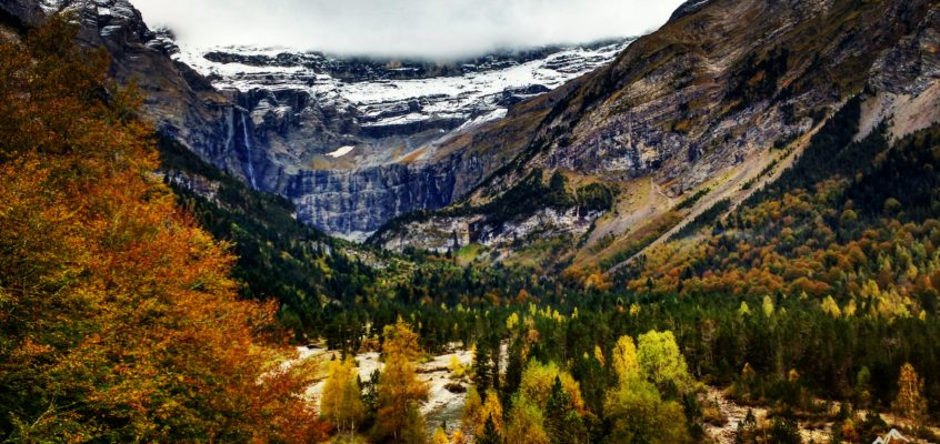 En los Pirineos Franceses(I). Gavarnie, la delgada línea de la vida y la muerte…
