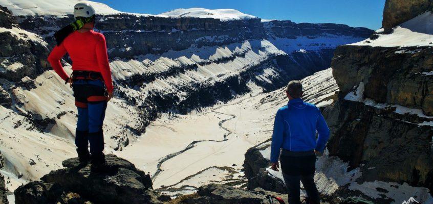 Ordesa Nevado, en busca del Sueño Perdido. 1 De las praderas a Góriz,… de los miedos y las sombras.