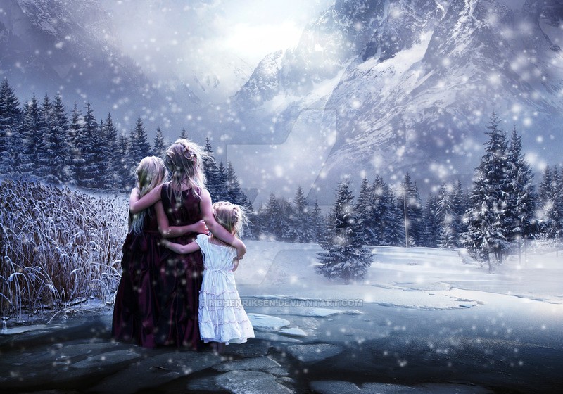 children_of_frost_by_mbhenriksen