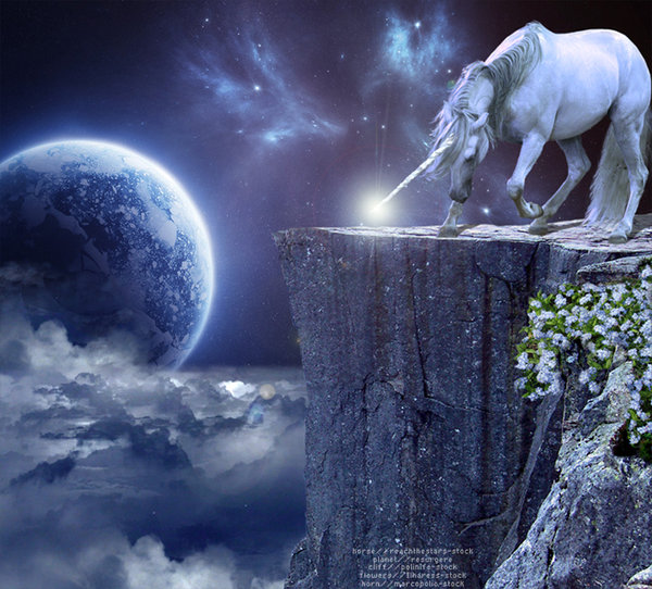 space_unicorn_by_spiegirl