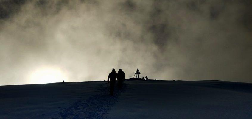 En  las nieves del Toubkal. La verdadera leyenda del fin de la Atlántida.