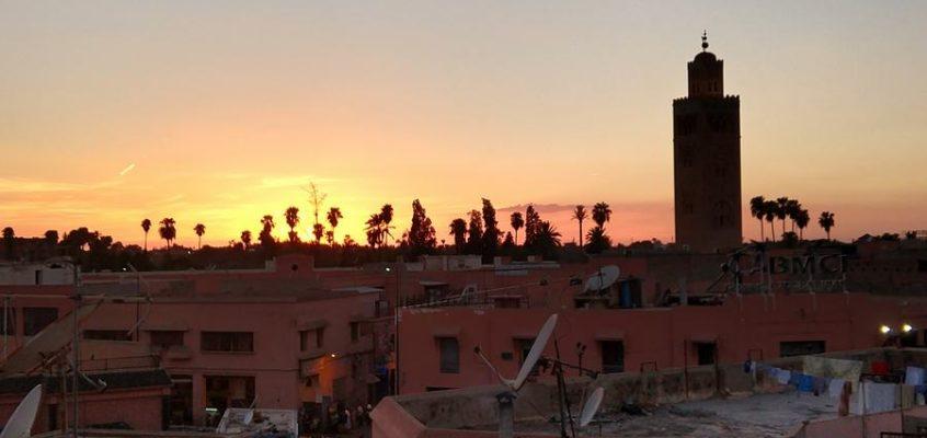 """De Marrakech al """"Trekking"""" Toubkal, cuando las mochilas las llevan mulas de cuatro patas…"""