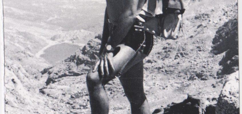 Pepe Rodri, el hombre leyenda del Almanzor.
