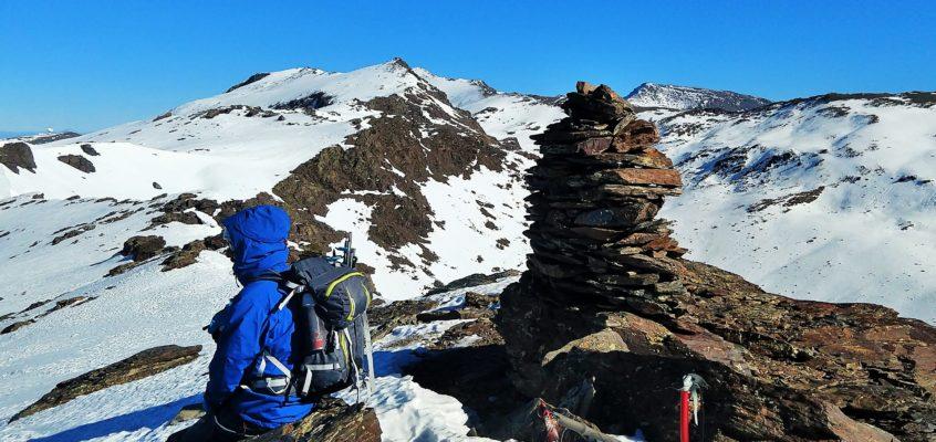 En el Caballo de Sierra Nevada. Cuando el calor de la amistad te hace subir montañas…