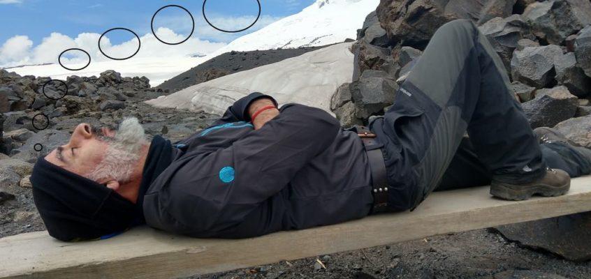 En el sueño blanco de Josechu,la ascensión al Elbrus…,entre la quimera y la epopeya. 1. LA FORJA DE LA QUIMERA.