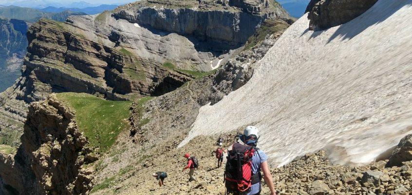 En la conquista del Telera. La montaña de las infinitas pedreras…