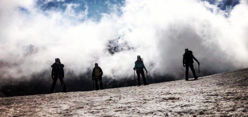 La subida por el glaciar al Vignemale. La quinta joya del Pirineo…